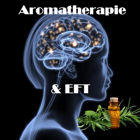 Aromatherapie und Klopftherapie