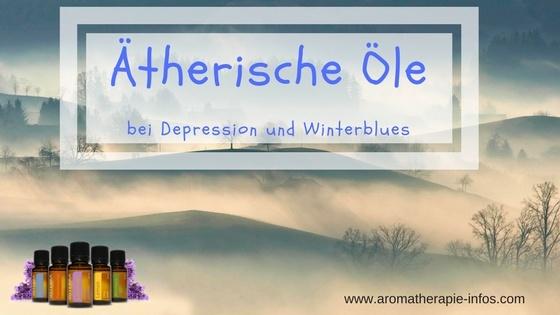 Ätherische Öle bei Depression